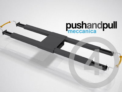 push and pull meccanica