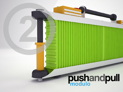 push and pull modulo