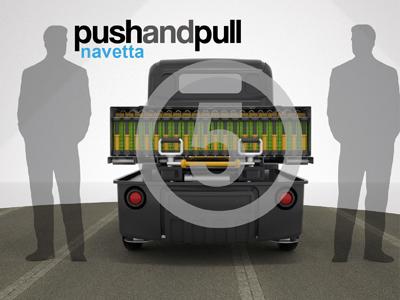 push and pull navetta