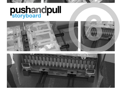 push and pull storyboard